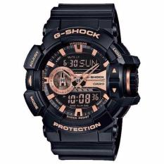Cheap Casio Gshock Matt Black With Rose Gold Dial Ga400Gb 1A4Dr Online