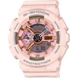 Price Comparison For Casio Gshock Mini S Series Sweet Baby Pink With Rose Gold Hands Index Gmas110Mp 4A1Dr