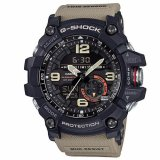 Recent Casio Gshock Mudmaster All Terrain Tough Watch Desert Storm Colour Gg1000 1A5Dr With Compass Temperature Sensor Gg1000 1A5