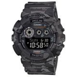 Retail Casio Gshock Navy Military Camo Gd120Cm 8Adr