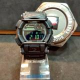 Casio Gshock Stealth Black With Bull Bars Green Digital Display Casual Watch Gd400Mb 1Dr Lowest Price