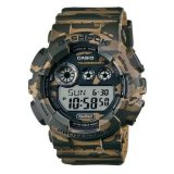 Where To Shop For Casio Gshock Woodlands Military Camo Gd120Cm 5Dr