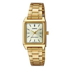 Buy Casio Ladies Analog Series Stainless Steel Watch Ltpv007G 9E Casio Online
