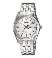 Casio Ladies Standard Analog Silver Stainless Steel Band Watch Ltp1335D 7A Ltp 1335D 7A Coupon