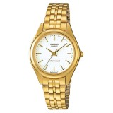 Buy Casio Ladies Standard Analog Gold Tone Stainless Steel Watch Ltp1129N 7A Online
