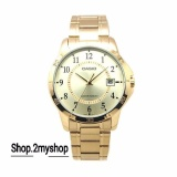 Cheapest Casio Lady All Gold Ltp V004G 9B