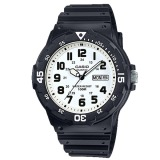 Compare Prices For Casio Men S Analog Black Resin Strap Watch Mrw200H 7B