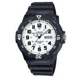 Get The Best Price For Casio Men S Analog Black Resin Strap Watch Mrw200H 7B