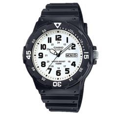 Sale Casio Men S Analog Black Resin Strap Watch Mrw200H 7B Casio