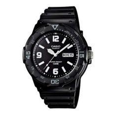 Price Casio Men S Analog Black Strap Watch Mrw 200H 1B2Vdf Singapore