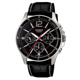 Cheaper Casio Men S Analog Series Leather Watch Mtp1374L 1A