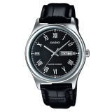Who Sells The Cheapest Casio Men S Analog Series Leather Watch Mtpv006L 1B Online