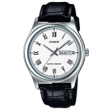 Casio Men S Analog Series Leather Watch Mtpv006L 7B Shopping