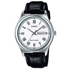 Sales Price Casio Men S Analog Series Leather Watch Mtpv006L 7B