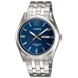 Buy Casio Men S Standard Analog Silver Stainless Steel Band Watch Mtp1335D 2A Mtp 1335D 2A Singapore