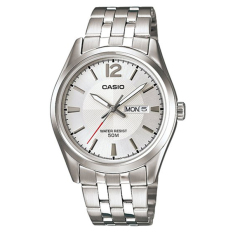 Buy Casio Men S Standard Analog Silver Stainless Steel Band Watch Mtp1335D 7A Mtp 1335D 7A Cheap On Singapore