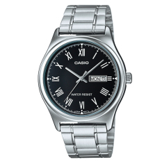 Latest Casio Men S Standard Analog Silver Stainless Steel Band Watch Mtpv006D 1B Mtp V006D 1B