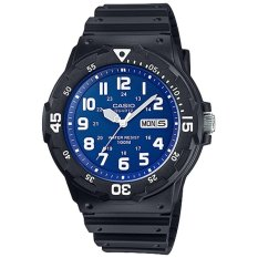 Review Casio Men S Black Resin Strap Watch Mrw200H 2B2 Singapore