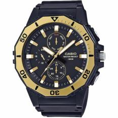 Casio Men S Diver Style Black Resin Band Watch Mrw400H 9A Compare Prices