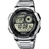 Price Compare Casio Men S Stainless Steel Strap Watch Ae 1000Wd 1Avsdf