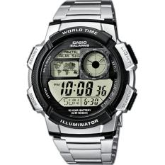 Buy Casio Men S Stainless Steel Strap Watch Ae 1000Wd 1Avsdf Singapore