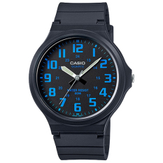 Compare Casio Men S Standard Analog Resin Band Watch Mw240 2B