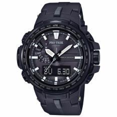 Best Price Casio Protrek Prw 6100 Series Of Triple Sensor Black Resin Band Watch Prw6100Y 1B Prw 6100Y 1B