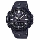 Sale Casio Protrek Prw 6100Y 1B Scr*w Lock Crown Watch For Men Intl Online On Hong Kong Sar China