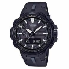 Best Deal Casio Protrek Prw 6100Y 1B Scr*w Lock Crown Watch For Men Intl