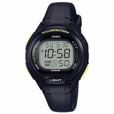 Store Casio Standard Digital Black Resin Strap Watch Lw203 1B Casio On Singapore
