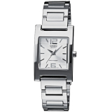 Where Can You Buy Casio Women S Silver Stainless Steel Strap Watch Ltp1283D 7A