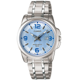 Retail Casio Women S Silver Stainless Steel Strap Watch Ltp1314D 2A