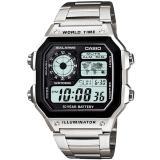 Casio World Time Digital Watch Ae 1200Whd 1A Casio Cheap On Singapore