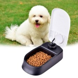 Discounted Cat Automatic Feeder Pet Dry Food Dispenser Dish Bowl Dog Cat Feeder Bowl Intl