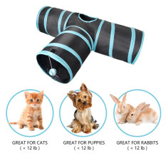 Cat Scrather Post Lauva Tunnel Toy For Cats Puppy Rabbit Online
