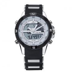 The Cheapest Caven Noni Men S Black Silicone Strap Watch 87180 Online