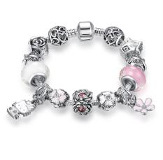 Price Charm Bracelet Hello Kitty Model Ps3747 19 Cm Oem
