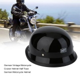 Best Buy Cheer German Vintage Motorcycle Cruiser Helmet Half Face German Motorcycle Helmet L Intl