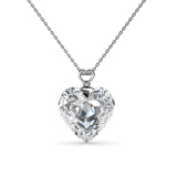 Price Cheery Heart Pendant Crystals From Swarovski® Her Jewellery Original