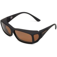 c8340a0ffc Cocoons Fitovers Polarized Sunglasses Slim Line (MED)(Export)