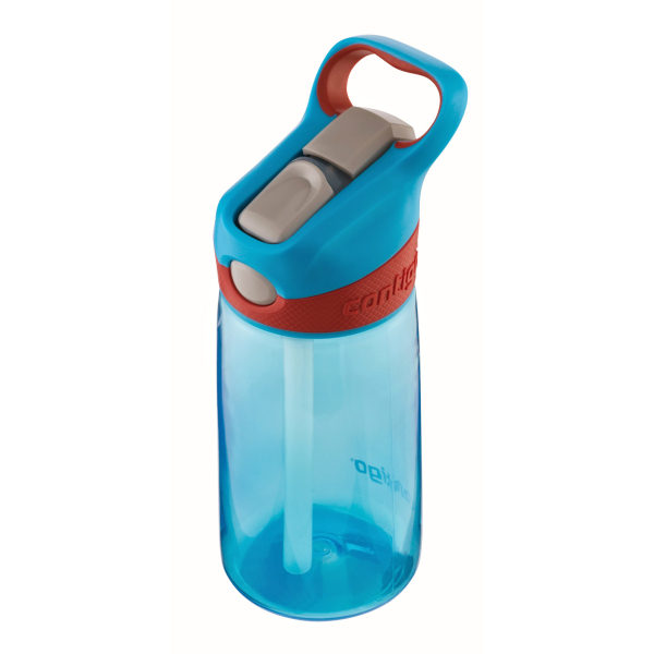 Contigo AUTOSPOUT® Striker Kids Water Bottle 14oz /420ml (Electric Blue)