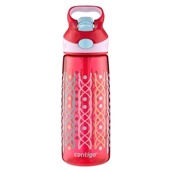 Contigo AUTOSPOUT® Straw Striker 20oz/590ml (Ruby)