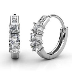 Price Comparisons For Crystal Journey Ring Earrings Crystals From Swarovski®