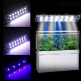 Great Deal Ct 20 21 Led Aquarium Clip Lamp Touch Control White De Intl