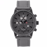 Price Curren Fashion Men Sports Date Analog Quartz Leather Stainless Steel Wrist Watch Cur118 Intl On China