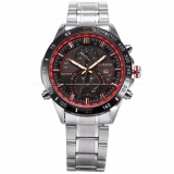 Compare Curren Men S Stylish Date Display Silver Stainless Steel Band Sport Quartz Wrist Watch Cur041 Intl Prices