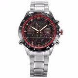 Great Deal Curren Men S Stylish Date Display Silver Stainless Steel Band Sport Quartz Wrist Watch Cur041 Intl