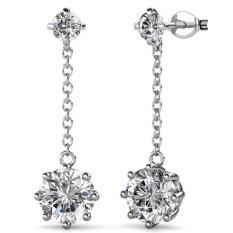 Buy Dazzling Jane Earrings Crystals From Swarovski® Her Jewellery Online