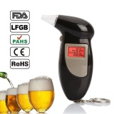 Best Offer Digital Breath Alcohol Analyser Tester Breathalyser Intl