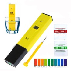 Digital Ph Meter Tester Water Hydroponics Portable Pen Aquarium Pool Test Kit Au Intl Price